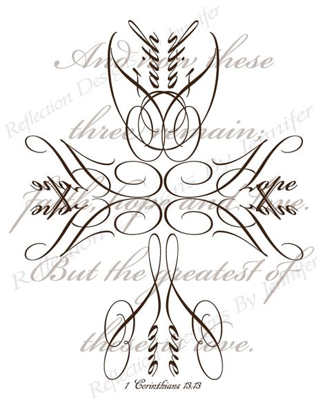 Faith, Hope And Love Excellent Tattoo Idea!!! #dreadstop