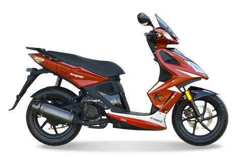 Kymco Image by Kymco 8 Review And Photos