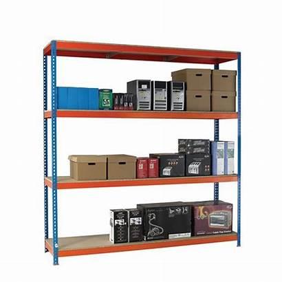 Heavy Duty Shelving Shelves 2400mm 2500mm Height