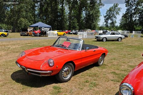 Alfa Romeo 1969 by 1969 Alfa Romeo 1750 Spider Veloce Pictures History