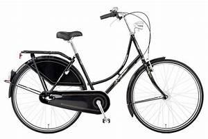 Fahrrad Lenker Hollandrad : prophete noblesse nostalgie holland fahrrad schwarz 3 gang ~ Jslefanu.com Haus und Dekorationen