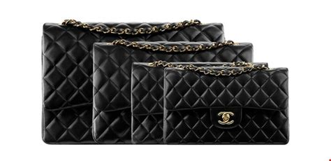 size guide chanel classic double flap bag handbags xupes