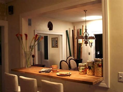 breakfast bar ideas for small kitchens remodel your kitchen with a breakfast bar pass through