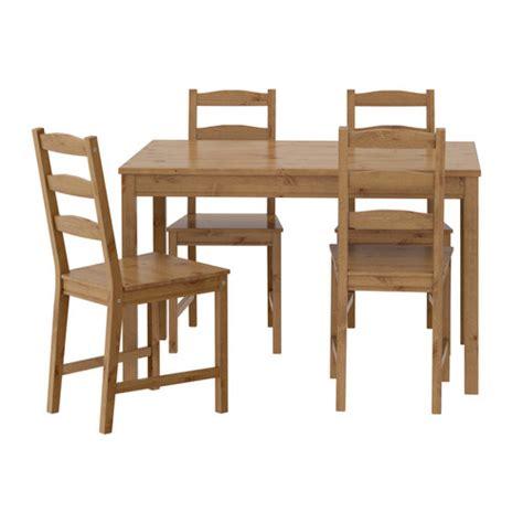 Jokkmokk Table And 4 Chairs Ikea