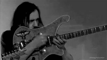 Guitar Animated Guitars Gifs Instruments Fire