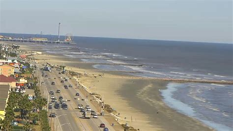 Galveston Beach To Get An Upgrade
