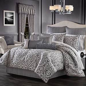 Tribeca, California, King, 4, Piece, Comforter, Set