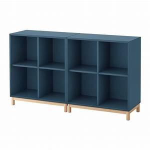 Kühlschrank Untergestell Ikea : eket schrankkombination untergestell dunkelblau ikea ~ A.2002-acura-tl-radio.info Haus und Dekorationen