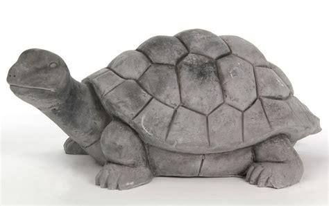 decoration cuisine tortue en céramique grise objets de décoration vente directe