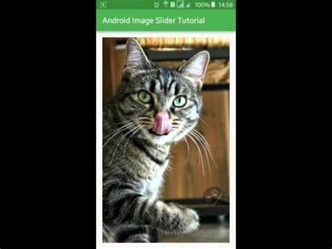 android image slider tutorial viral android tutorials