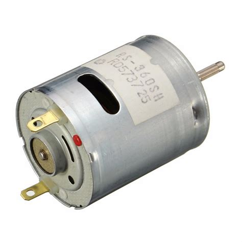 Small Electric Motor by 6v 29000rpm 360 Small Dc Motor Electric Motor For Car Boat