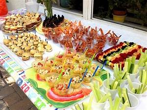 party food ideas buffet Nice Decoration