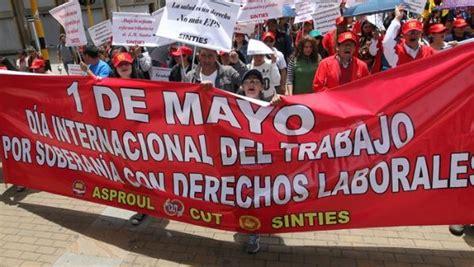 El mundo celebra el 1° de mayo como símbolo de la lucha ...