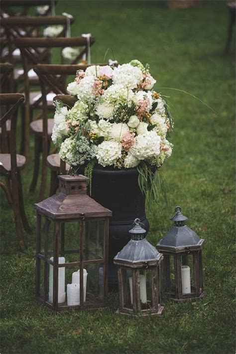 rustic backyard outdoorgarden wedding ideas deer