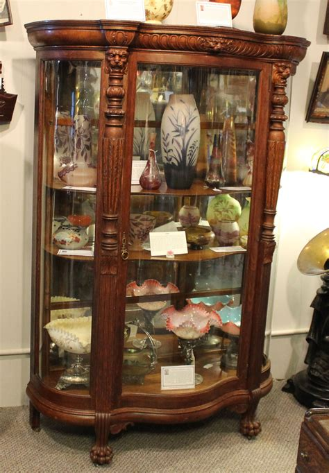dresser and hutch bargain 39 s antiques archive antique curved