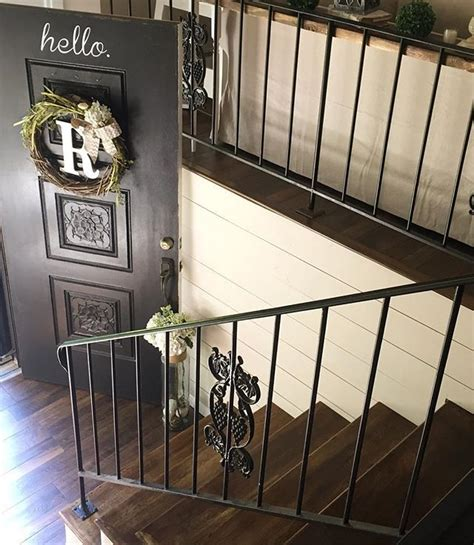 I'm Sharing Another Angle Of Our Split Foyer Entry I Am