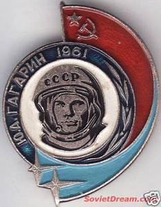 SovietDream_com : Gagarin 1961 Vostok-1 CCCPUSSRSoviet ...