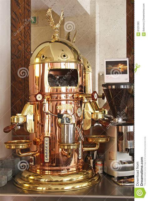 Elektra Kaffemaskin Redaktionell Arkivfoto   Bild: 61231383