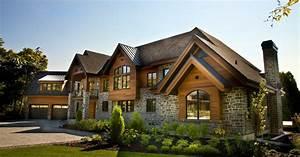 Construction Maison En Pierre : maison en bois ou en pierre laquelle est plus ~ Melissatoandfro.com Idées de Décoration