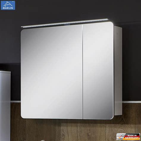 Badezimmer Spiegelschrank 80 Cm by Marlin Spiegelschrank 80 Cm Fspsr80 Impuls Home