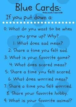 feelings uno   sarah counselor life teachers pay