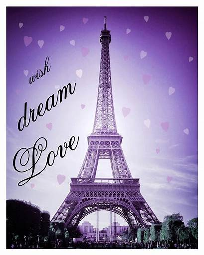 Paris Eiffel Tower Pastel Torre Looking Romance