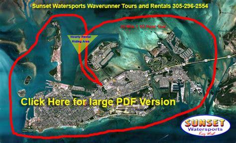 Sea Doo Boat Rentals Key West by Key West Waverunner Jet Skis