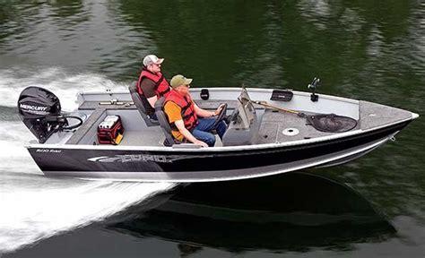 Aluminum Fishing Boat Magazine by The Best Boats For Your Money Trailering Boatus Magazine