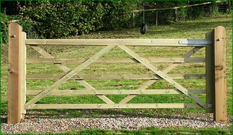 wooden farm gates plans diy   making