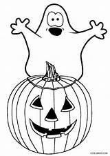 Ghost Coloring Halloween Pages Printable Face Cool2bkids Drawing Colouring Ghosts Getcolorings Getdrawings Pirate sketch template