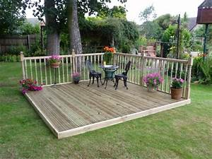 Softwood Decking  U2013 Is It Right For Your Deck