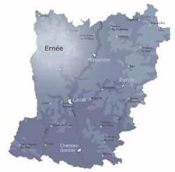 Autoroute Rennes Paris : tourisme 39 le site des villes du pays de l 39 ernee ~ Medecine-chirurgie-esthetiques.com Avis de Voitures