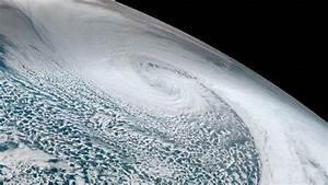 Bering Sea monster storm hits Aleutian Islands, Alaska ...