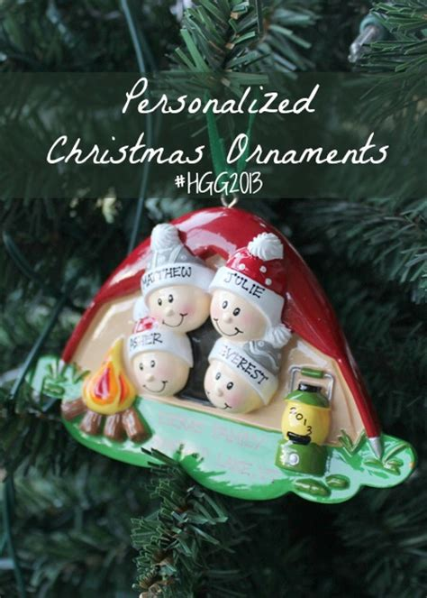 personalized christmas ornaments an annual tradition