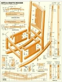 pdf plans rocking chair design plans wooden home