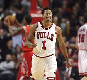 Rose will start full contact practice in one week - The ...