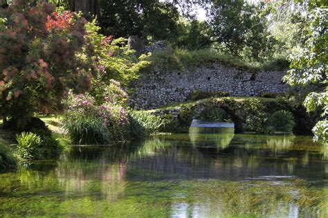 Garden Of Ninfa, Near Sermoneta, Italy