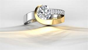14 custom engagement ring tropicaltanninginfo for Wedding rings minneapolis