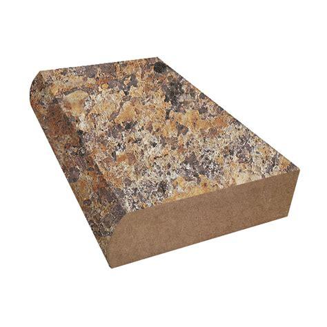 Butterum Granite Formica  Bullnose Edge Countertop Trim