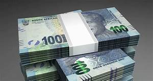 Stack of South African Rands Motion Background - VideoBlocks