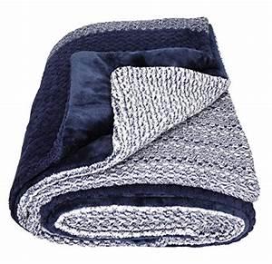Grau Blau Farbe : blau wohndecken und weitere wohntextilien g nstig online kaufen bei m bel garten ~ Markanthonyermac.com Haus und Dekorationen