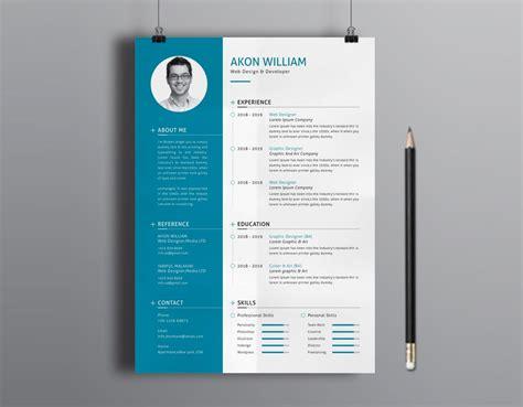 modern resume template resumekraft