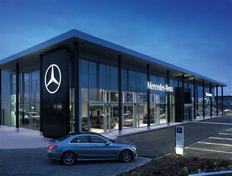 mercedes benz shrewsbury dealership