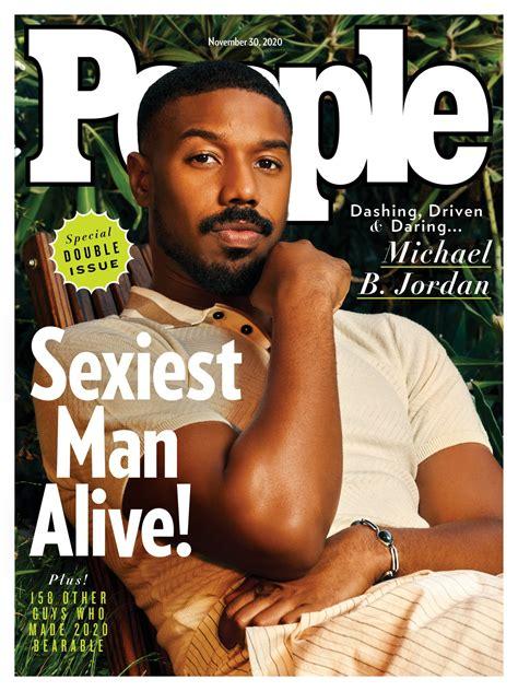 Michael B. Jordan Crowned Sexiest Man Alive 2020 By People ...