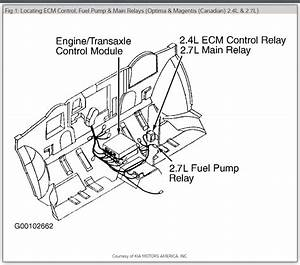 Where Is The Automatic Transmission Relay Control Located