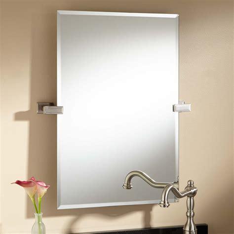 Mounting Bathroom Mirror by Bathroom Mirror Mounting Hardware Mirror Ideas