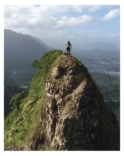 Mountain Giphy Peak Gifs