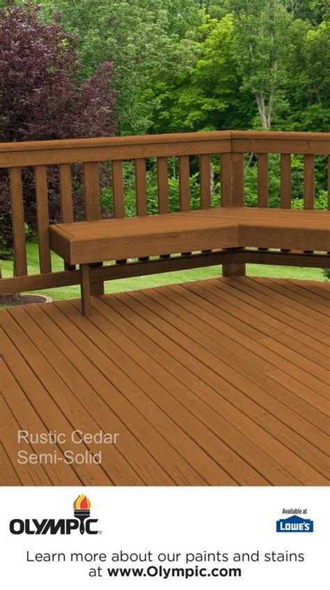 rustic stain colors rustic cedar semi transparent semi solid stain colors