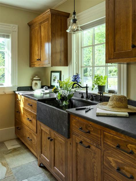 rustic country kitchen color schemes layjao