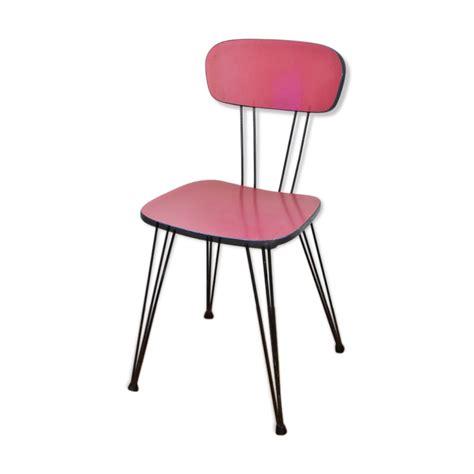 chaise eiffel chaise en formica à pieds eiffel mes petites puces